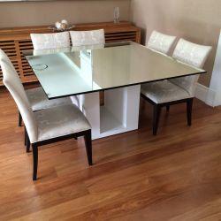Mesa de jantar Executive