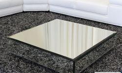 mesa de centro espelhada SQUARE bisotê