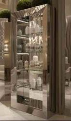 Cristaleira espelhada MIRROR BRONZE