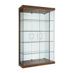 CRISTALEIRA em vidro GLASS 02 portas