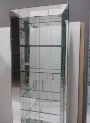 Cristaleira espelhada Mirror Glass média