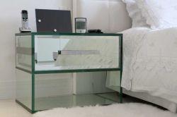 Mesa de Cabeceira  MIRROR GLASS