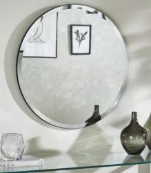 Espelho decorativo redondo Bisotê Explendore