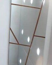 Espelho Master Amadeirado